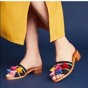 Soludos tassel sandals